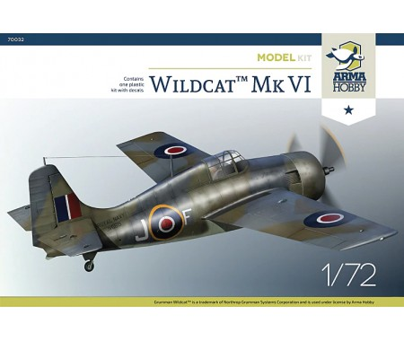 Arma Hobby - 70032 - Wildcat MK VI  - Hobby Sector
