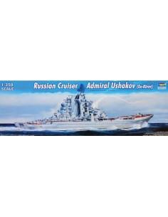 Trumpeter - 04520 - Russian Cruiser Admiral Ushakov (Ex-Kirov)  - Hobby Sector