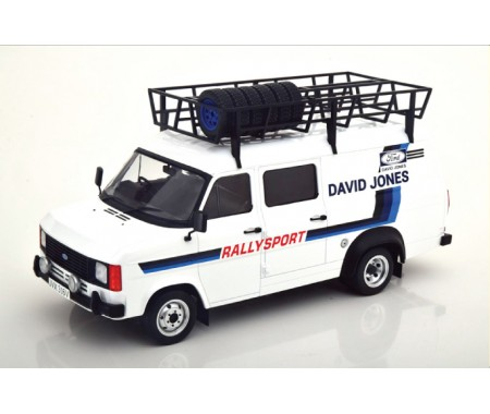 IXO - 18RMC033XE - Ford Transit MKII Assistance David Jones  - Hobby Sector