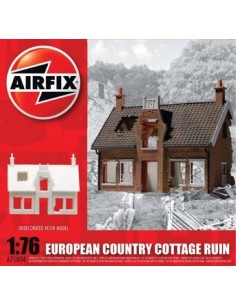 Airfix - European Country Cottage Ruin