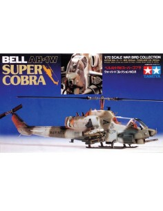 Tamiya - 60708 - Bell AH-1W Super Cobra  - Hobby Sector