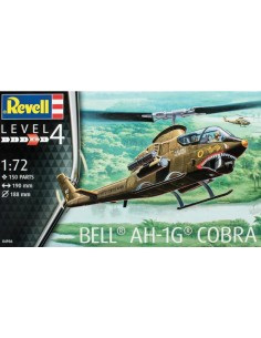 Revell - 04956 - Bell AH-1G Cobra  - Hobby Sector