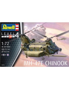 Revell - 03876 - MH-47E Chinook  - Hobby Sector
