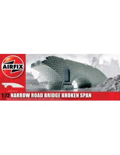 Airfix - Narrow Road Bridge Broken Span