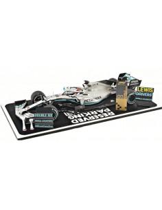 Spark - 18S465 - Mercedes-AMG F1 W10 EQ Power+ Lewis Hamilton USA GP World Champion 2019  - Hobby Sector