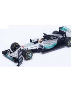 Spark - 18S179 - Mercedes W06 Lewis Hamilton USA GP World Champion 2015  - Hobby Sector