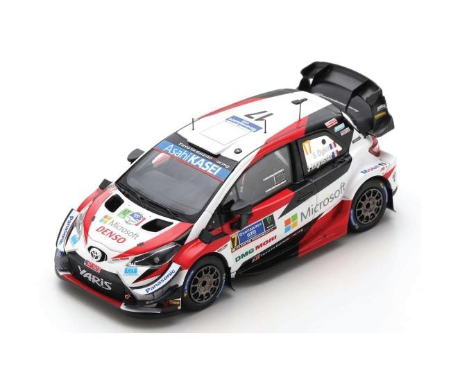 Spark - S6571 - Toyota Yaris WRC S. Ogier Rallye Guanajuato Mexico 2020  - Hobby Sector