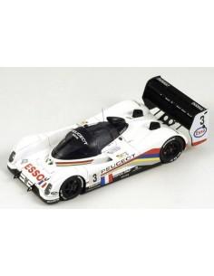 Spark - 43LM93 - Peugeot 905 Winner 24H Le Mans 1993  - Hobby Sector
