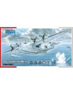 Special Hobby - SH72304 - Short Sunderland Mk.III U-Boat Killers  - Hobby Sector