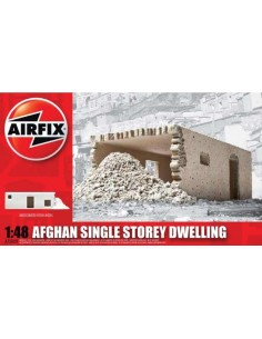 Airfix - Afghan Single Storey Dwelling