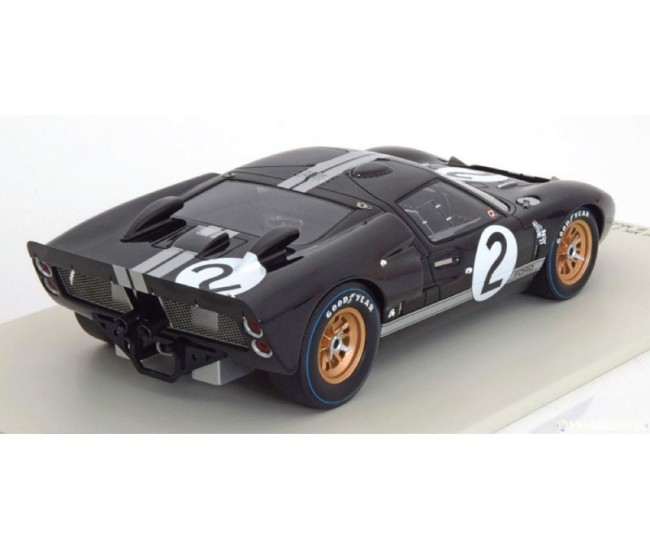 Spark - 18LM66 - Ford MK2 Winner 24H Le Mans 1966  - Hobby Sector