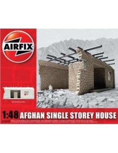 Airfix - Afghan Single Storey House