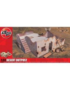 Airfix - A06381 - Airfix - Desert Outpost  - Hobby Sector