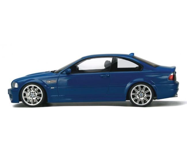 OTTO - OT880 - BMW E46 M3 Laguna Seca Blue 2000 Version 2  - Hobby Sector