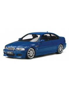 OTTO - OT880 - BMW E46 M3 Laguna Seca Blue 2000 Version 2  - Hobby Sector
