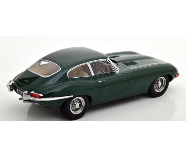 KK Scale - KKDC180433 - Jaguar E-Type Coupe Series 1 RHD 1961  - Hobby Sector