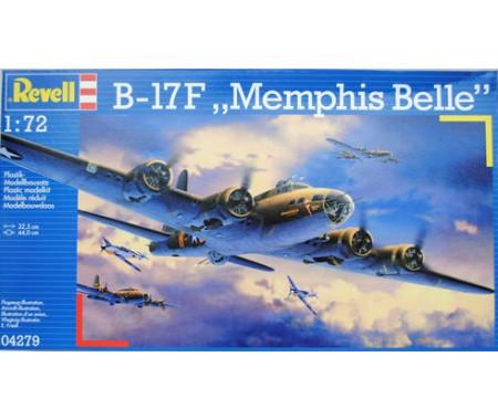 """Revell - B-17F """"Memphis Belle"""""""