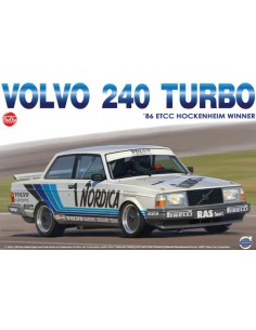 Nunu - PN24013 - Volvo 240 Turbo 86 ETCC Hockenheim Winner  - Hobby Sector