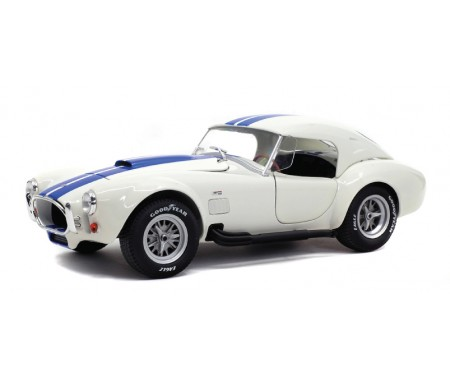 Solido - S1804906 - Shelby AC Cobra 427 MKII Hardtop 1965  - Hobby Sector