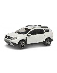 Solido - S1804602 - Dacia Duster MK2 Blanc 2018  - Hobby Sector