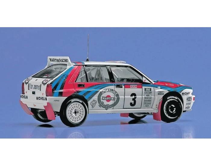 Hasegawa - 25015 - Lancia Super Delta 1992 WRC Makes Champion  - Hobby Sector