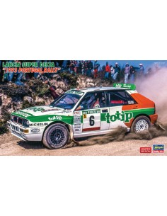 Hasegawa - 20457 - Lancia Super Delta 1993 Portugal Rally  - Hobby Sector
