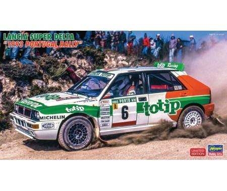 Hasegawa - 20457 - Lancia Super Delta 1993 Portugal Rally  - Hobby Sector