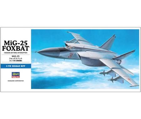 Hasegawa - 02261 - MIG-25 Foxbat  - Hobby Sector