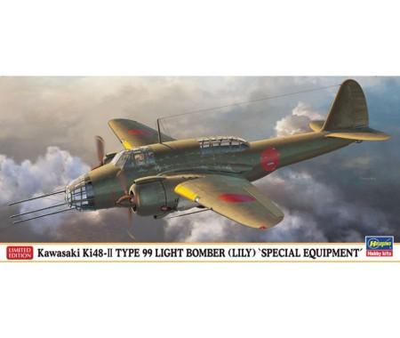 Hasegawa - 02287 - Kawasaki Ki48-II Type 99 Light Bomber (Lily)  - Hobby Sector
