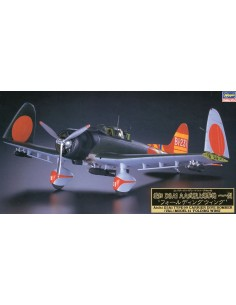 Hasegawa - 51042 - Aichi D3A1 Type99 Carrier Dive Bomber  - Hobby Sector
