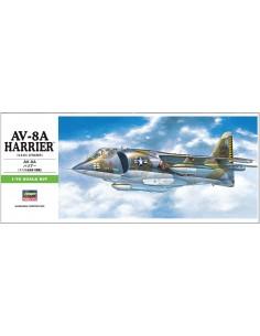Hasegawa - 00240 - AV-8A Harrier  - Hobby Sector