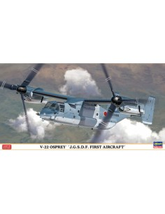 Hasegawa - 02277 - V-22 Osprey J.G.S.D.F. First Aircraft  - Hobby Sector
