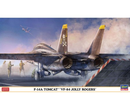 Hasegawa - 02269 - F-14A Tomcat VF-84 Jolly Rogers  - Hobby Sector