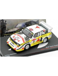 Altaya - MagRAQuattroE2 - Audi Sport Quattro E2 Rally Sanremo 1985  - Hobby Sector