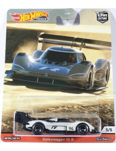 Hotwheels - hwmvFPY86-979R-5 - Real Riders - Volkswagen ID R - Thrill Climbers 5/5  - Hobby Sector