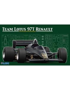 Fujimi - 091952 - Team Lotus 97T Renault 1985  - Hobby Sector