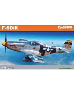 Eduard - 82103 - F-6D/K - ProfiPack Edition  - Hobby Sector