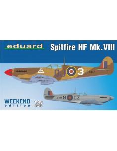 Eduard - 84132 - Spitfire HF MK.VIII - Weekend Edition  - Hobby Sector