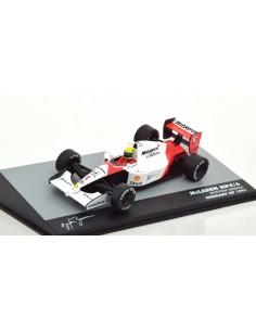 Altaya - PRO10700 - McLaren MP4/6 Ayrton Senna Germany GP 1991  - Hobby Sector