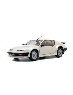 Solido - S1801201 - Alpine A310 GT Blanc Nacre 1983  - Hobby Sector