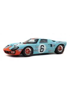 Solido - S1803003 - Ford GT 40 MK1 - Winner Le Mans 1969 - J. Ickx / J. Oliver  - Hobby Sector