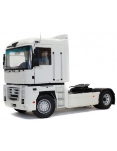 Norev - ZMD1800101 - Renault Magnum Phase 2 2001 White  - Hobby Sector