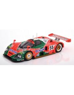 CMR - CMR175 - Mazda 787B Winner 24h Le Mans 1991  - Hobby Sector