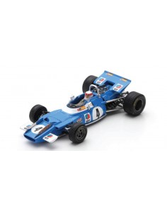 Spark - S7191 - Matra MS80 Jackie Stewart winner Dutch GP 1969  - Hobby Sector
