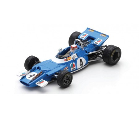 Spark - S7191 - Matra MS80 Jackie Stewart winner Dutch GP 1969  - Hobby Sector