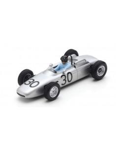Spark - S7515 - Porsche 804 Dan Gurney winner French GP 1962  - Hobby Sector