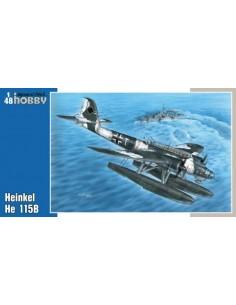 Special Hobby - SH48110 - Heinkel HE 115B  - Hobby Sector