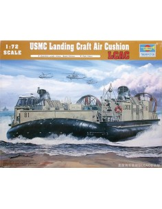 Trumpeter - 07302 - USMC Landing Craft Air Cushion  - Hobby Sector
