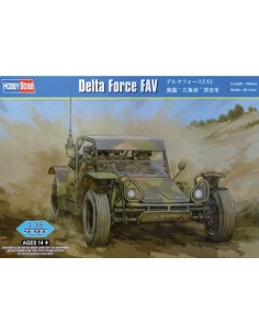 Hobby Boss - 82406 - Delta Force FAV  - Hobby Sector