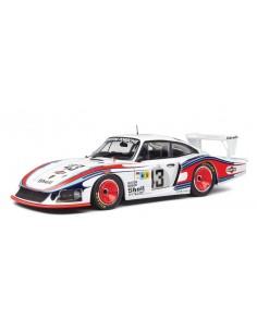 Solido - S1805401 - Porsche 935 Moby Dick 24H Le Mans 1978  - Hobby Sector